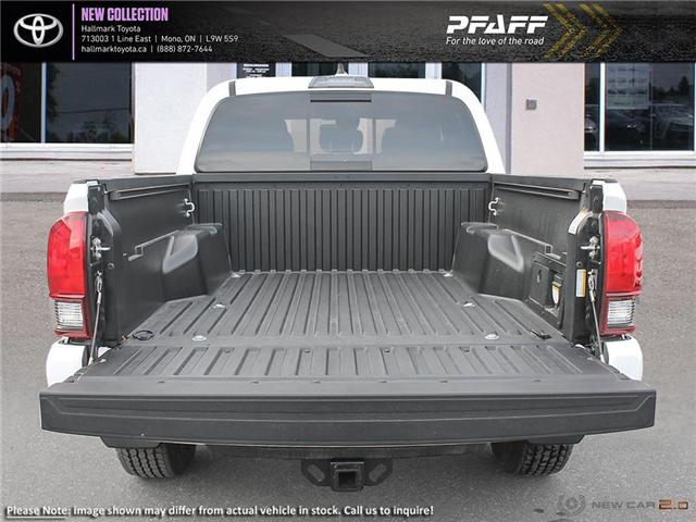 2019 Toyota Tacoma 4x4 Double Cab V6 TRD Off-Road 6A (Stk: H19438) in Orangeville - Image 7 of 24