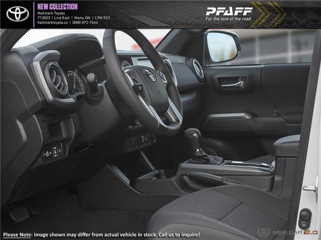 2019 Toyota Tacoma 4x4 Double Cab V6 TRD Off-Road 6A (Stk: H19438) in Orangeville - Image 12 of 24