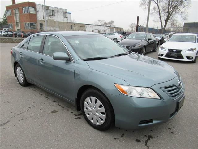 2009 Toyota Camry LE V6 (Stk: L12215A) in Toronto - Image 1 of 15