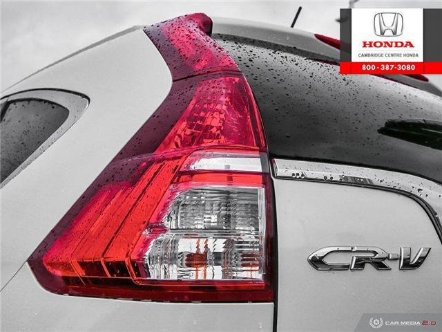 2016 Honda CR-V Touring (Stk: 19568C) in Cambridge - Image 12 of 27
