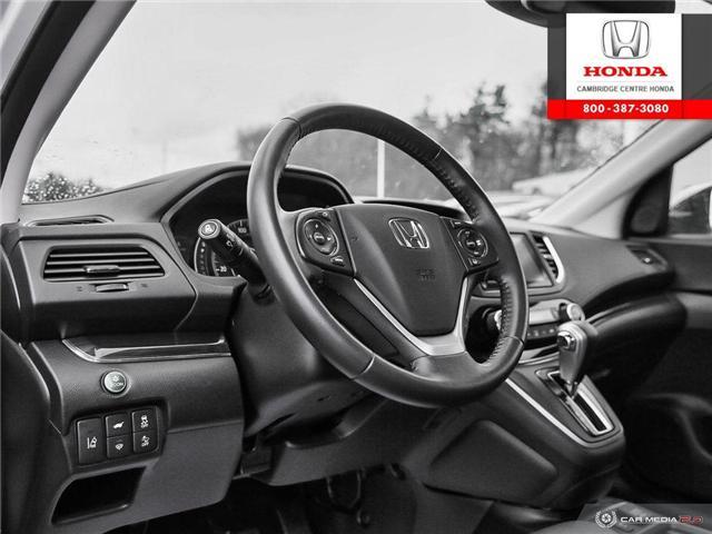 2016 Honda CR-V Touring (Stk: 19568C) in Cambridge - Image 13 of 27