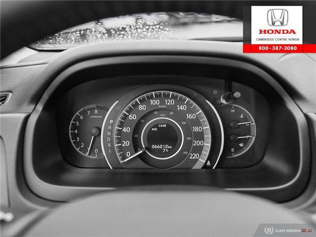 2016 Honda CR-V Touring (Stk: 19568C) in Cambridge - Image 15 of 27