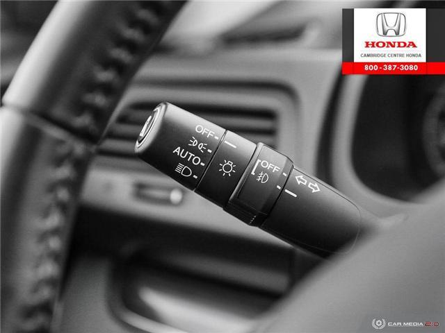 2016 Honda CR-V Touring (Stk: 19568C) in Cambridge - Image 16 of 27