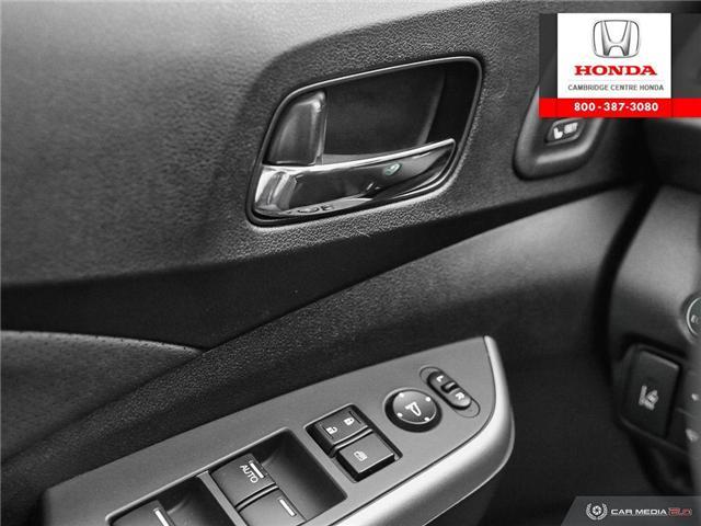 2016 Honda CR-V Touring (Stk: 19568C) in Cambridge - Image 17 of 27