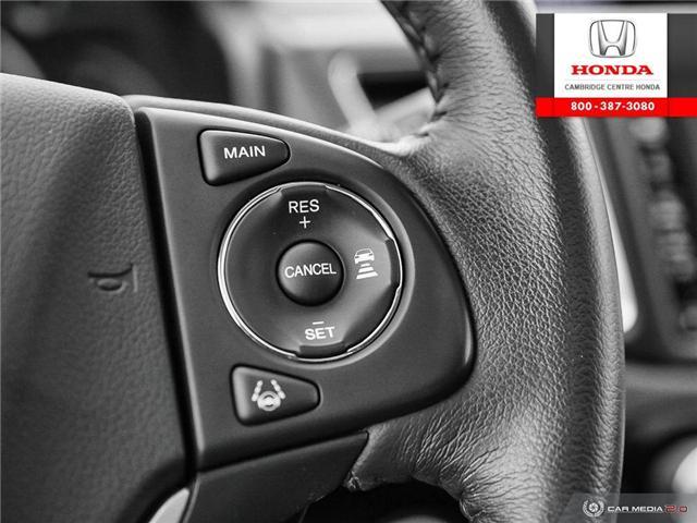 2016 Honda CR-V Touring (Stk: 19568C) in Cambridge - Image 18 of 27
