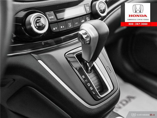 2016 Honda CR-V Touring (Stk: 19568C) in Cambridge - Image 19 of 27