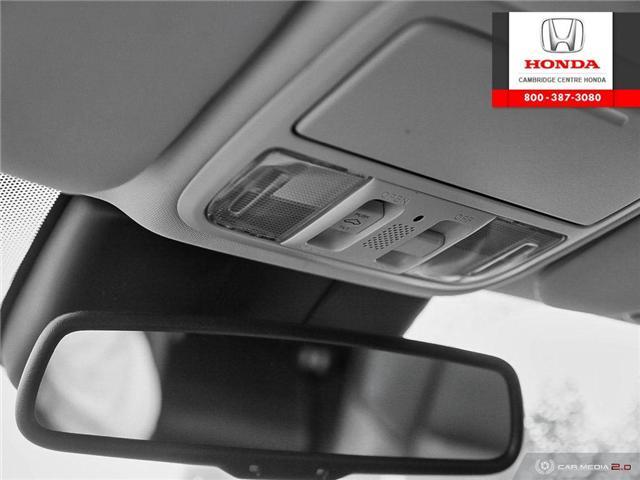 2016 Honda CR-V Touring (Stk: 19568C) in Cambridge - Image 22 of 27