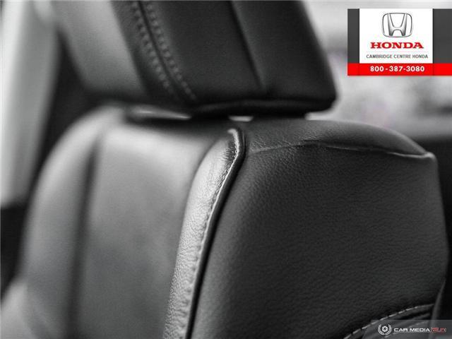 2016 Honda CR-V Touring (Stk: 19568C) in Cambridge - Image 23 of 27
