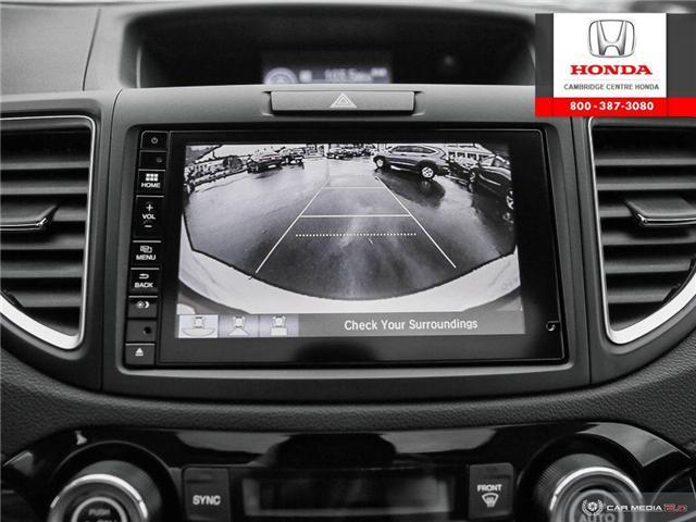 2016 Honda CR-V Touring (Stk: 19568C) in Cambridge - Image 27 of 27