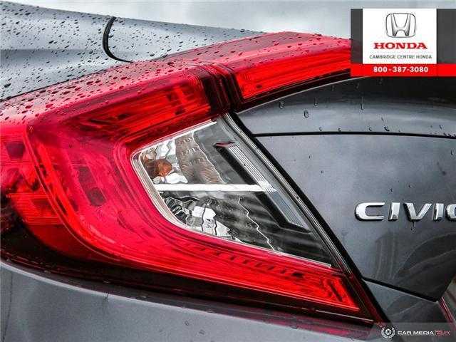2016 Honda Civic EX (Stk: 19563A) in Cambridge - Image 12 of 27