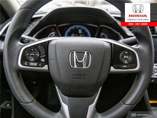 2016 Honda Civic EX (Stk: 19563A) in Cambridge - Image 14 of 27