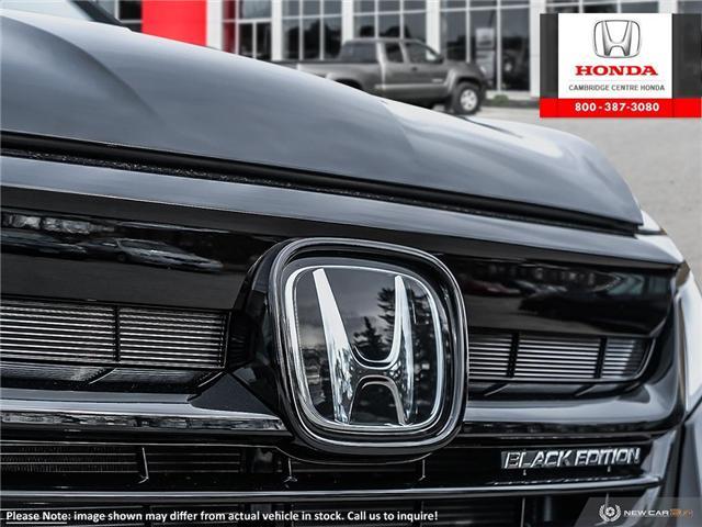2019 Honda Pilot Black Edition (Stk: 19826) in Cambridge - Image 9 of 24