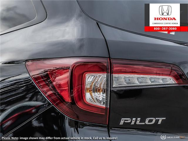 2019 Honda Pilot Black Edition (Stk: 19826) in Cambridge - Image 11 of 24