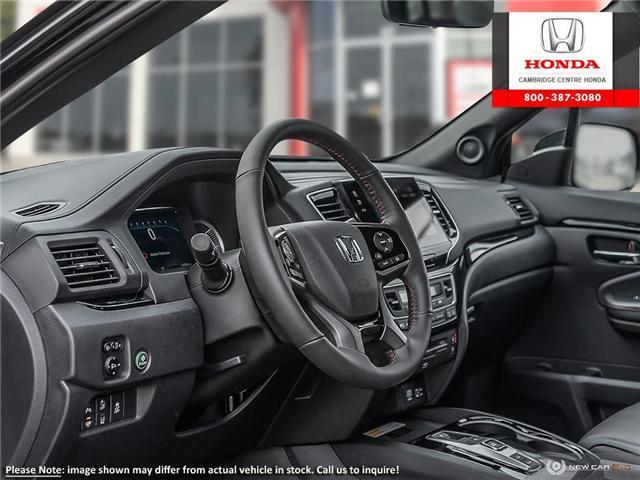 2019 Honda Pilot Black Edition (Stk: 19826) in Cambridge - Image 12 of 24