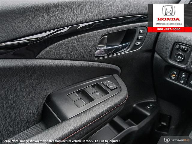 2019 Honda Pilot Black Edition (Stk: 19826) in Cambridge - Image 17 of 24