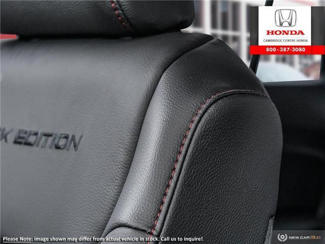 2019 Honda Pilot Black Edition (Stk: 19826) in Cambridge - Image 21 of 24