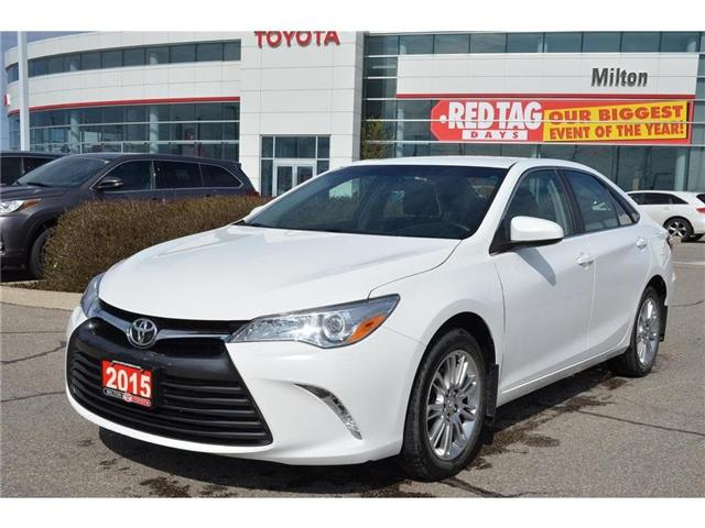 2015 Toyota Camry  (Stk: 089365) in Milton - Image 1 of 18