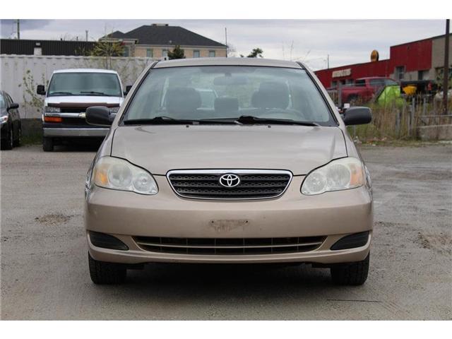 2005 Toyota Corolla CE (Stk: 557232) in Milton - Image 2 of 14