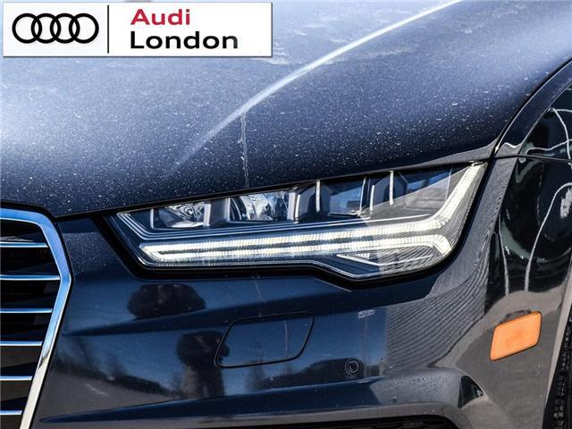 2016 Audi A7 3.0 TDI Technik (Stk: 413889A) in London - Image 6 of 28