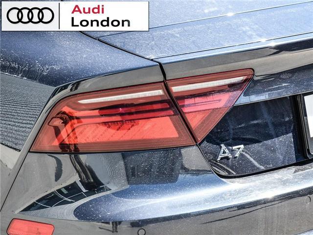 2016 Audi A7 3.0 TDI Technik (Stk: 413889A) in London - Image 8 of 28