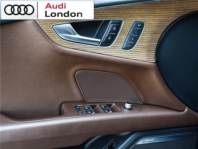 2016 Audi A7 3.0 TDI Technik (Stk: 413889A) in London - Image 9 of 28