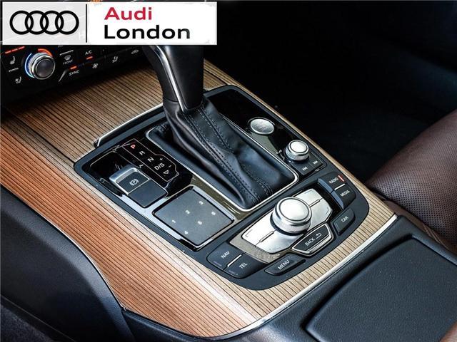 2016 Audi A7 3.0 TDI Technik (Stk: 413889A) in London - Image 10 of 28