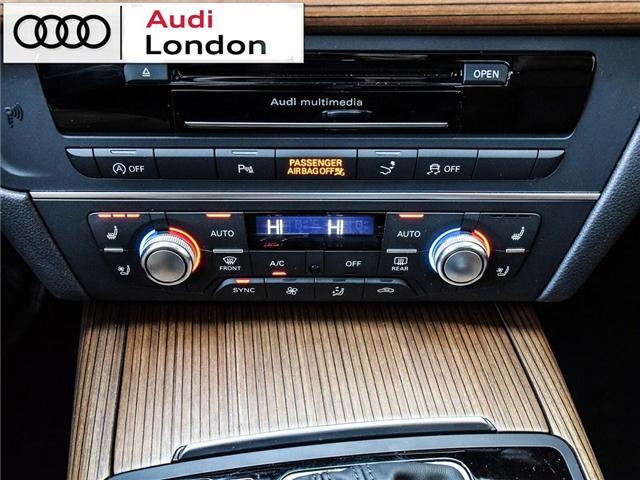 2016 Audi A7 3.0 TDI Technik (Stk: 413889A) in London - Image 15 of 28