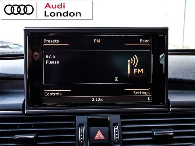 2016 Audi A7 3.0 TDI Technik (Stk: 413889A) in London - Image 24 of 28