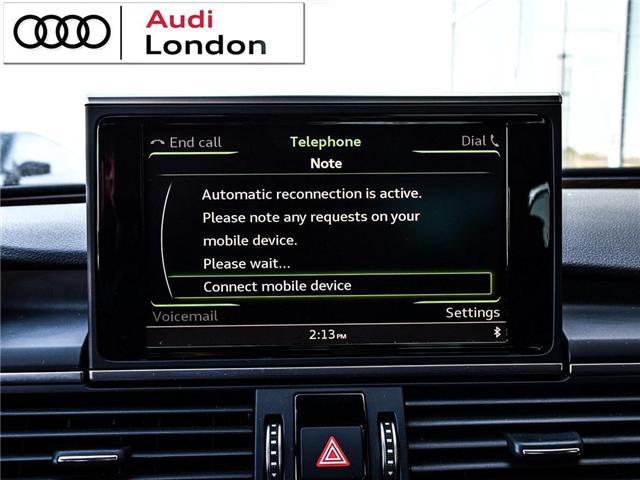 2016 Audi A7 3.0 TDI Technik (Stk: 413889A) in London - Image 26 of 28