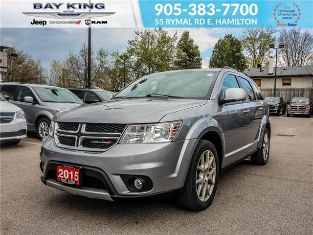 2015 Dodge Journey SXT (Stk: 6771A) in Hamilton - Image 1 of 25