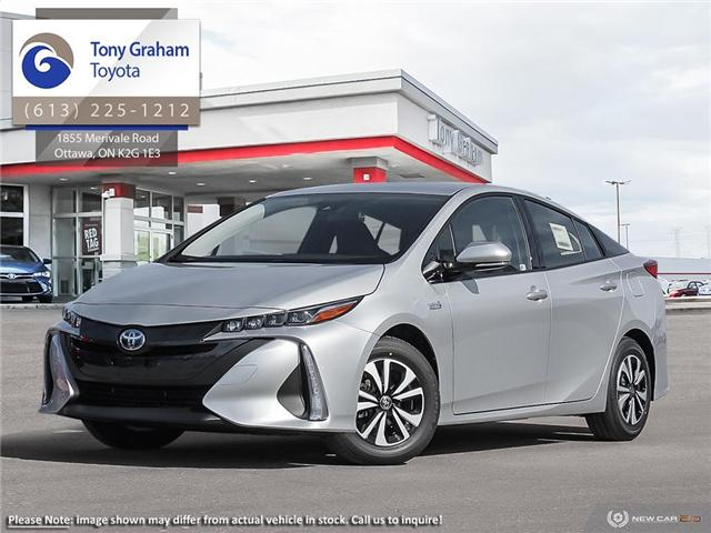 2019 Toyota Prius Prime Base (Stk: 58066) in Ottawa - Image 1 of 23