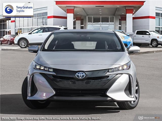 2019 Toyota Prius Prime Base (Stk: 58066) in Ottawa - Image 2 of 23