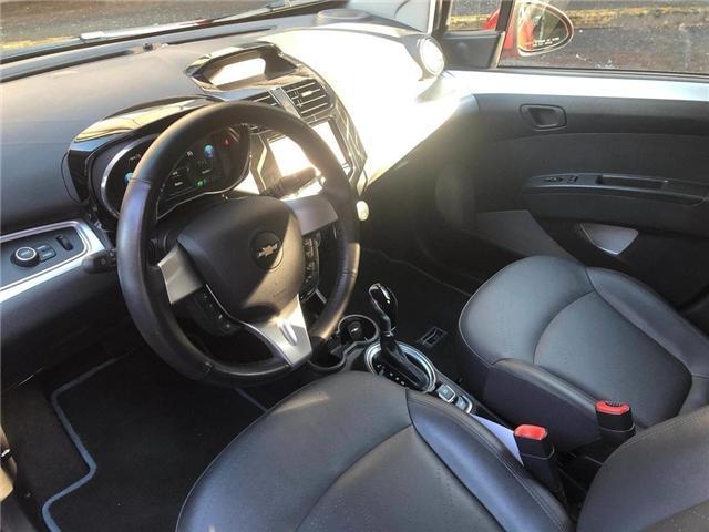 2016 Chevrolet Spark EV 2LT (Stk: B24040) in Vancouver - Image 16 of 25
