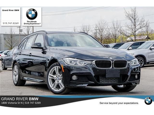 2018 BMW 328d xDrive Touring (Stk: PW4833) in Kitchener - Image 1 of 22