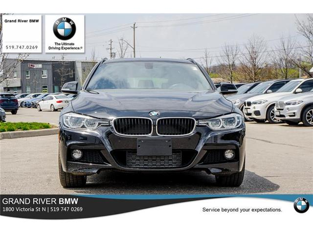 2018 BMW 328d xDrive Touring (Stk: PW4833) in Kitchener - Image 2 of 22