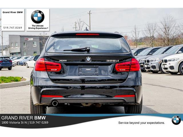 2018 BMW 328d xDrive Touring (Stk: PW4833) in Kitchener - Image 6 of 22