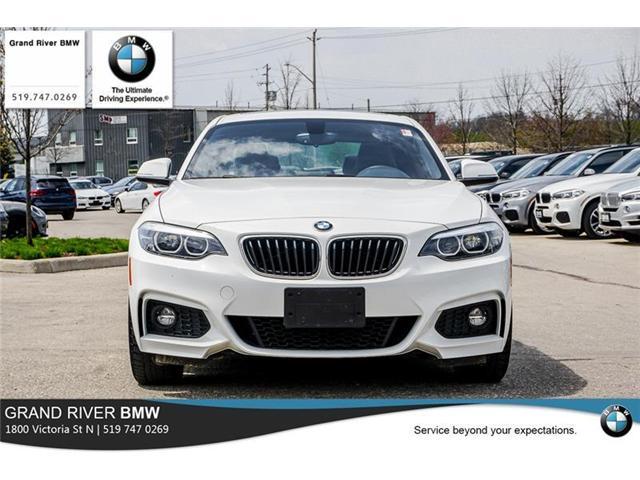 2018 BMW 230i xDrive (Stk: PW4860) in Kitchener - Image 2 of 22