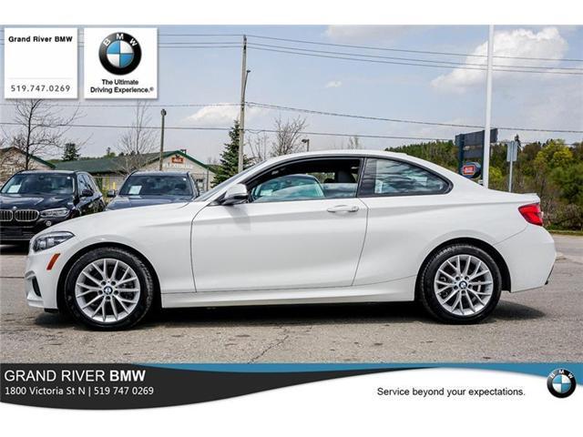 2018 BMW 230i xDrive (Stk: PW4860) in Kitchener - Image 4 of 22