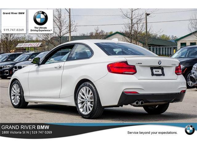 2018 BMW 230i xDrive (Stk: PW4860) in Kitchener - Image 5 of 22