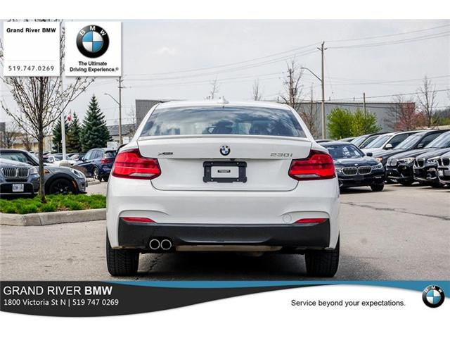 2018 BMW 230i xDrive (Stk: PW4860) in Kitchener - Image 6 of 22