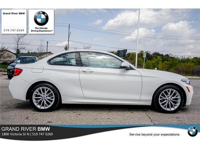 2018 BMW 230i xDrive (Stk: PW4860) in Kitchener - Image 8 of 22