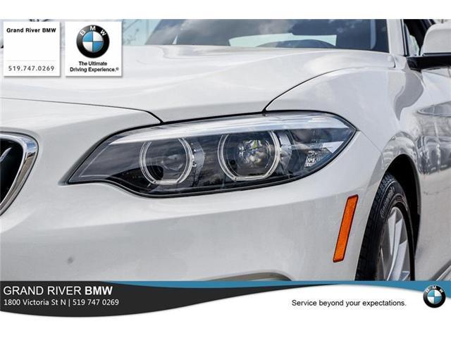 2018 BMW 230i xDrive (Stk: PW4860) in Kitchener - Image 9 of 22