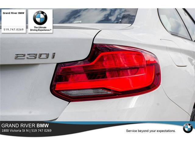 2018 BMW 230i xDrive (Stk: PW4860) in Kitchener - Image 10 of 22