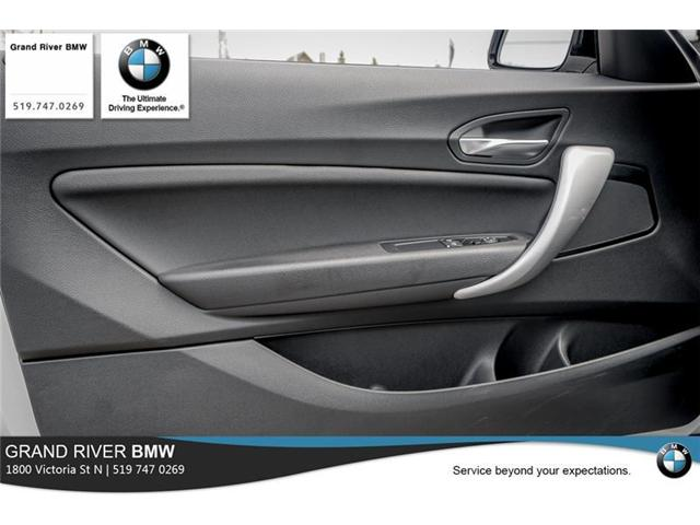 2018 BMW 230i xDrive (Stk: PW4860) in Kitchener - Image 14 of 22