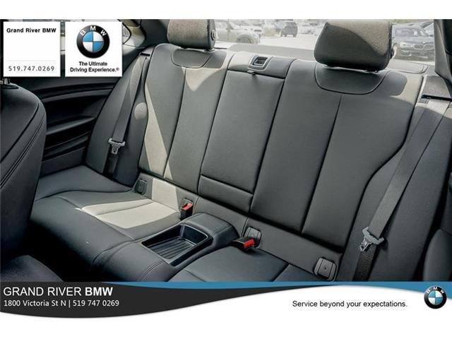 2018 BMW 230i xDrive (Stk: PW4860) in Kitchener - Image 22 of 22