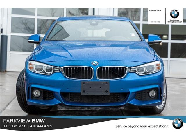 2017 BMW 440i xDrive Gran Coupe  (Stk: PP8526) in Toronto - Image 3 of 20