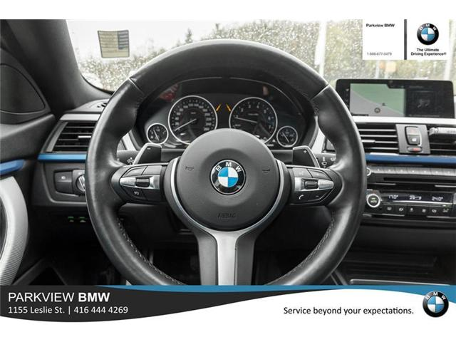 2017 BMW 440i xDrive Gran Coupe  (Stk: PP8526) in Toronto - Image 10 of 20