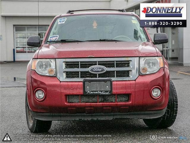 2009 Ford Escape XLT Automatic (Stk: PBWDUR6045B) in Ottawa - Image 2 of 25