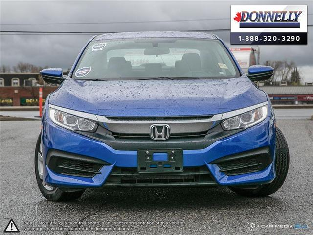 2018 Honda Civic LX (Stk: PLDUR6134) in Ottawa - Image 2 of 29
