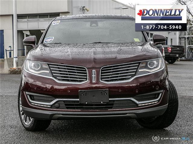 2017 Lincoln MKX Reserve (Stk: DS698AL) in Ottawa - Image 2 of 30